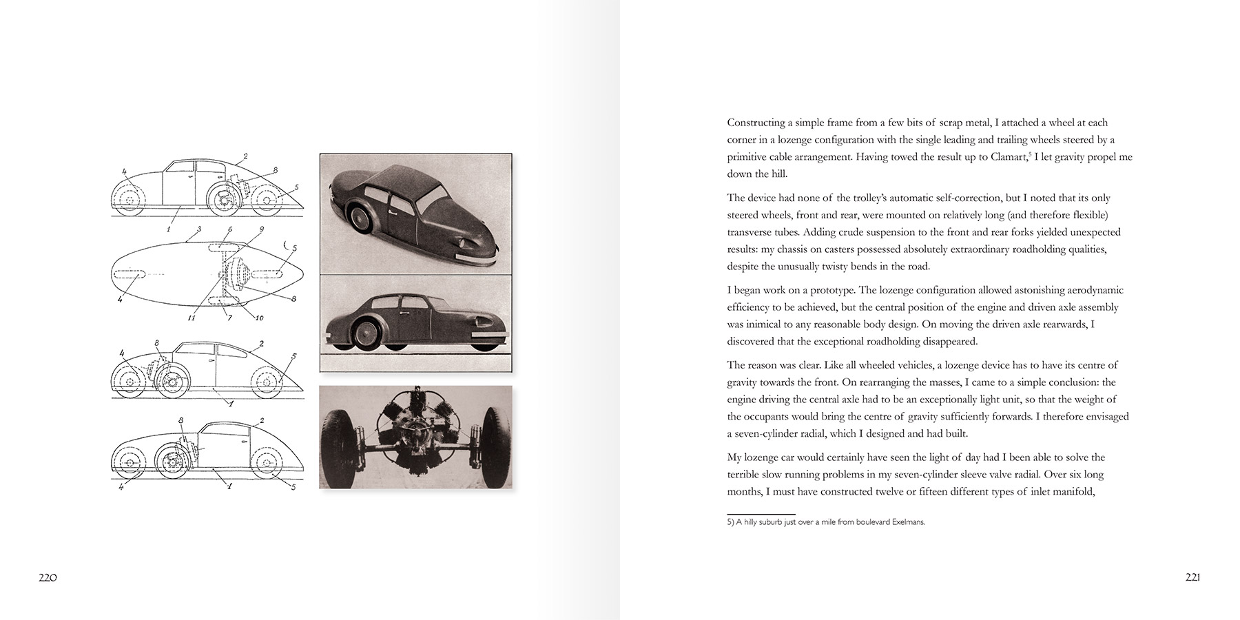 My 1001 Cars Book – Reference Edition, by Gabriel Voisin – Faustroll ...